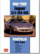 """Road and Track"" Jaguar XJ-S/XK8/XKR Portfolio 1975-03"