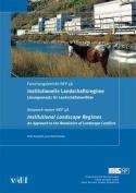 Institutional Landscape Regimes