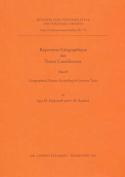 Repertoire Geographique des Textes Cuneiformes: v. 9 [GER]
