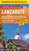 Lanzarote Marco Polo Pocket Guide