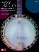 Easy Banjo Solo Favorites