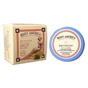 Body America Organics Lip Butter Toast to the Coast Ocean and Grapeseed 8.5 g