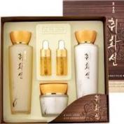 Korean Cosmetics_Chihwaseon Premium Herbal Skin Care 3pc Set