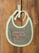 On the Road Again Baby Bib By Natural Life