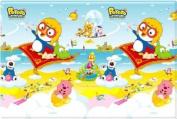 Parklon Soft Playmat - Pororo Alphabet / Magic Carpet