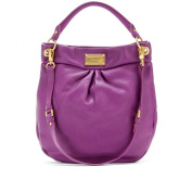 Marc by Marc Jacobs Classic Q Hillier Hobo Bag, Violet