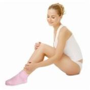Moisturising Gel Spa Socks