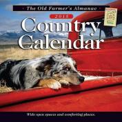 The Old Farmer's Almanac Country Calendar