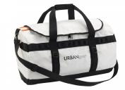 Lewis N. Clark Urban Gear H20 Weekend Duffel - White