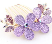 Lovely Vintage Jewellery Crystal Hair Clips Hairpins Combs - For Hair Clip Beauty Tools