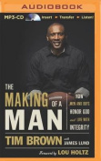 The Making of a Man [Audio]