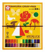 Sakura Cray-Pas 24 colours