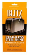 Blitz 20614 2-Pack Stainless Steel Shine Polishing Cloth