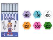 Neopiko-2 Puchi-2 6 Colours Set