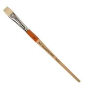 R & F Handmade Paints Encaustic Bright Paintbrush, No.8