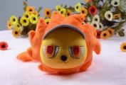 (Procosplay)hitman Reborn Sawada Tsunayoshi Tsuna Natsu Lion Cosplay Plush Doll & 100% Hand Made & best Gift
