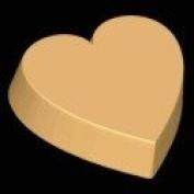 Large Heart Sheet Mould