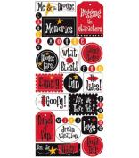 Signature Collection Magic Jumbo Stickers
