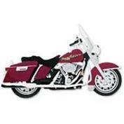 Jolees Harley Davidson 3-D Stickers, Roadking Motorcycle