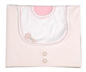 Uniformed Baby Girl Keepsake Album, 20cm by 20cm