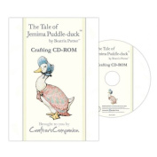 Beatrix Potter The Tale of Jemima Puddle-Duck Crafting CD-Rom Backing Papers Envelopes Note Papers Inserts Tea Bag Papers Borders More