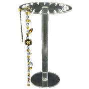 Upright bracelet or necklace display stand