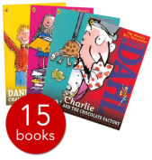 New Roald Dahl Collection Set of 15 Books