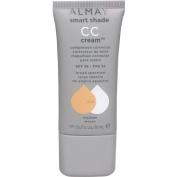 Almay Smart Shade CC Cream, Medium 1 fl oz