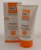ROC CHILDRENS SUNSCREEN LOTION SPF 40 UVA +UVB, WATER RESITANT