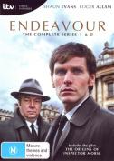 Endeavour: Series 1 - 2 [Region 4]