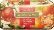 Orchard & Vine Apple Tangerine Luxury Soap - 260ml bar