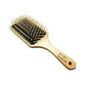 Wooden Massage Hair Paddle Brush Antistatic Comb