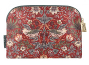 Morris Strawberry Theif Small Cosmetic Bag