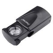 Focuslife 30x LED Lighted Magnifier Jewellers Jewellery Loupe Loop Glass New