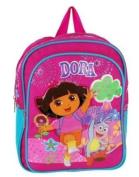 Mini Backpack - Dora the Explorer - Jump Flower 25cm School Bag New 695481