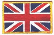 United Kingdom Flag, Union Jack ,Great Britain, England, British-Iron On Patch