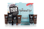 ManCave Natural Survival Gift Set