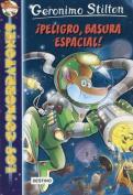 Los Cosmorratones 7. Peligro, Basura Espacial! [Spanish]