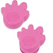 Happy Hands Door Stopper - Pink