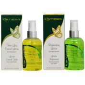 "Kismera Hair Loss Lotion & Regenerating Hair Growth Lotion 120ml ""Set"""