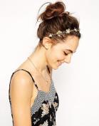 Headband Hair Accessories Flower pearl Girls