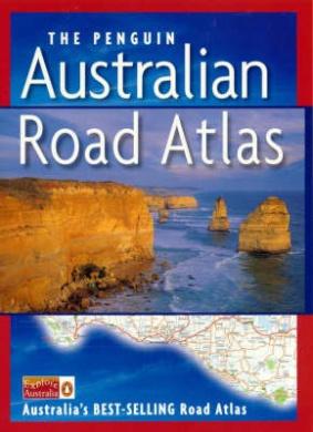 Australia Hema Road and 4WD Atlas New 12th Edition Spiral Bound